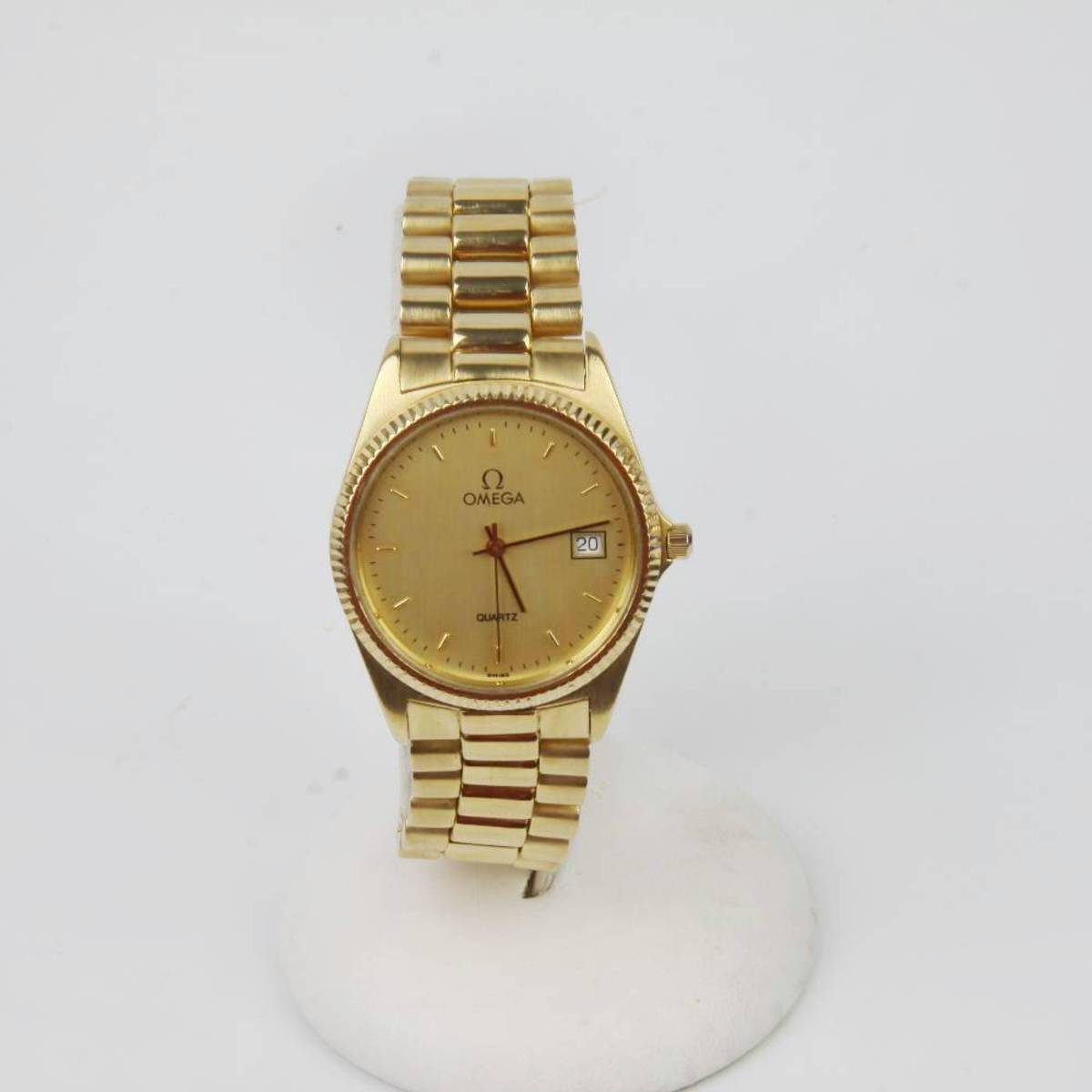 Reloj OMEGA de oro de segunda mano E272846 Tienda online de segunda