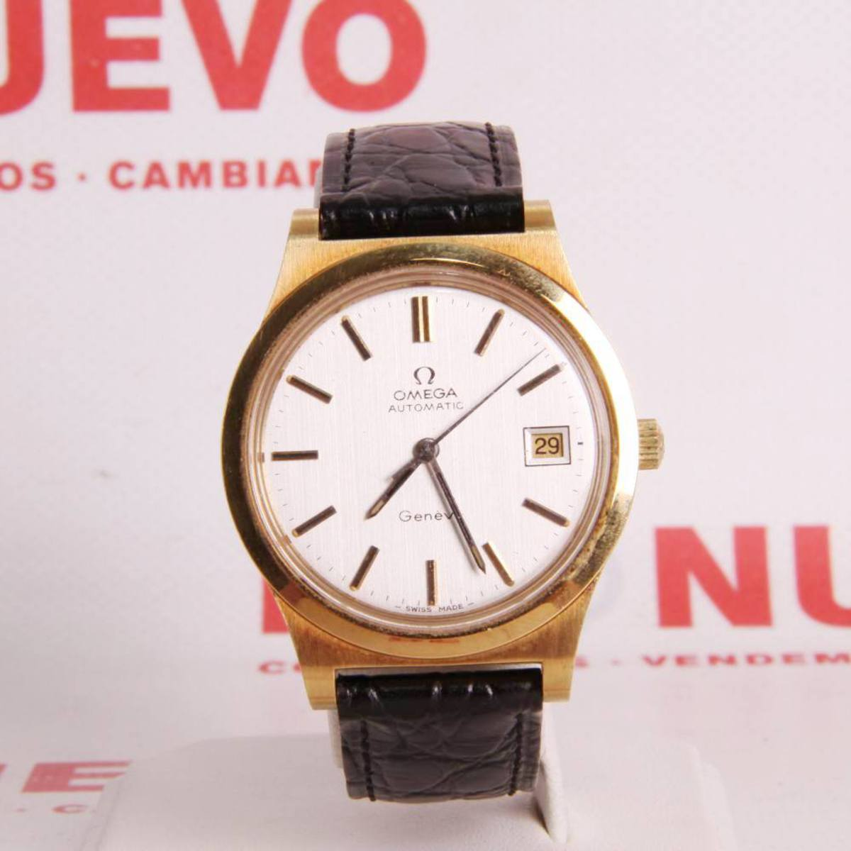 Comprar Reloj OMEGA GENEVE AUTOMATIC de segunda mano E288289 Tienda