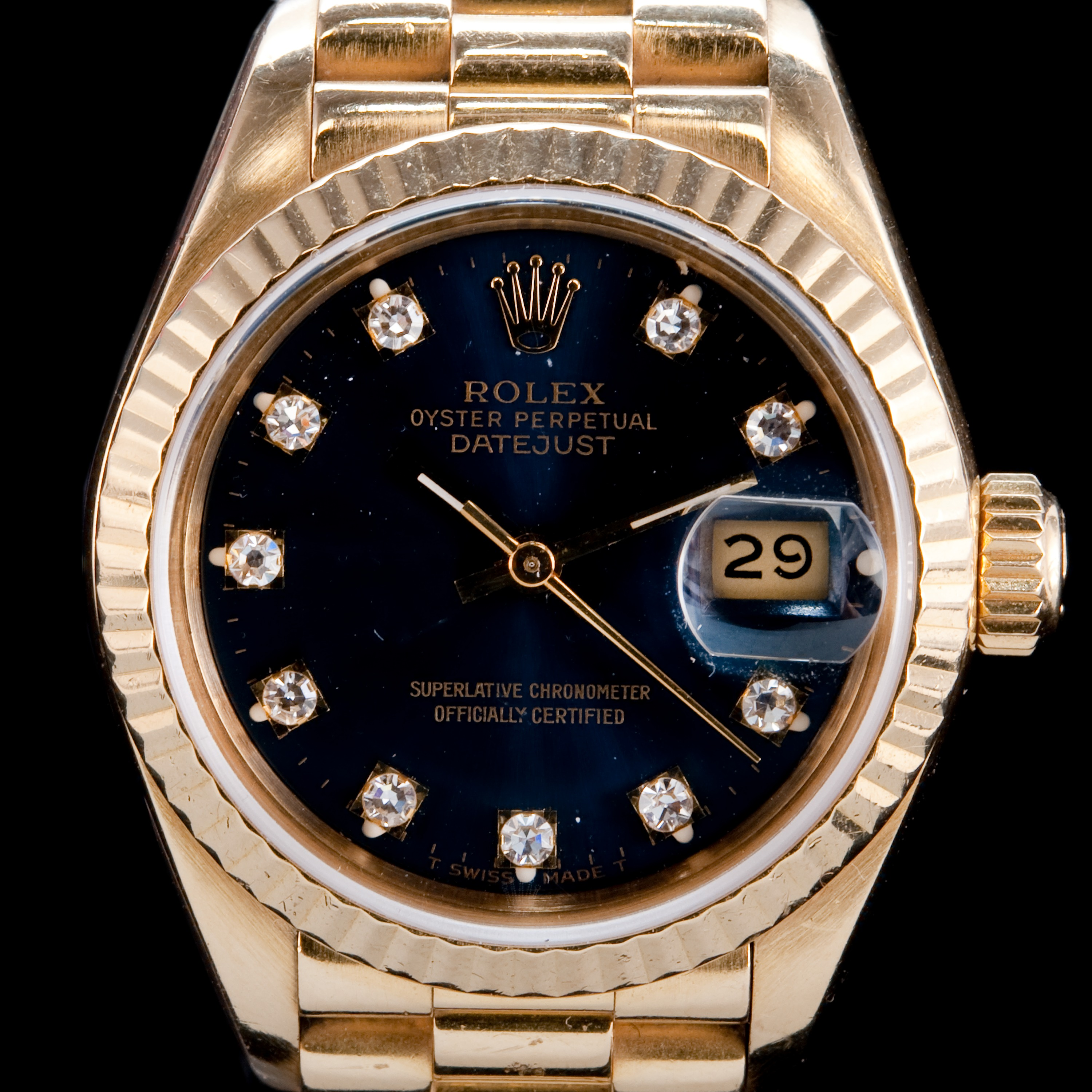 , Rolex oyster perpetual datejust