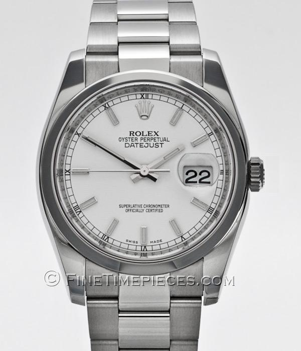 ROLEX Oyster Perpetual Datejust ref