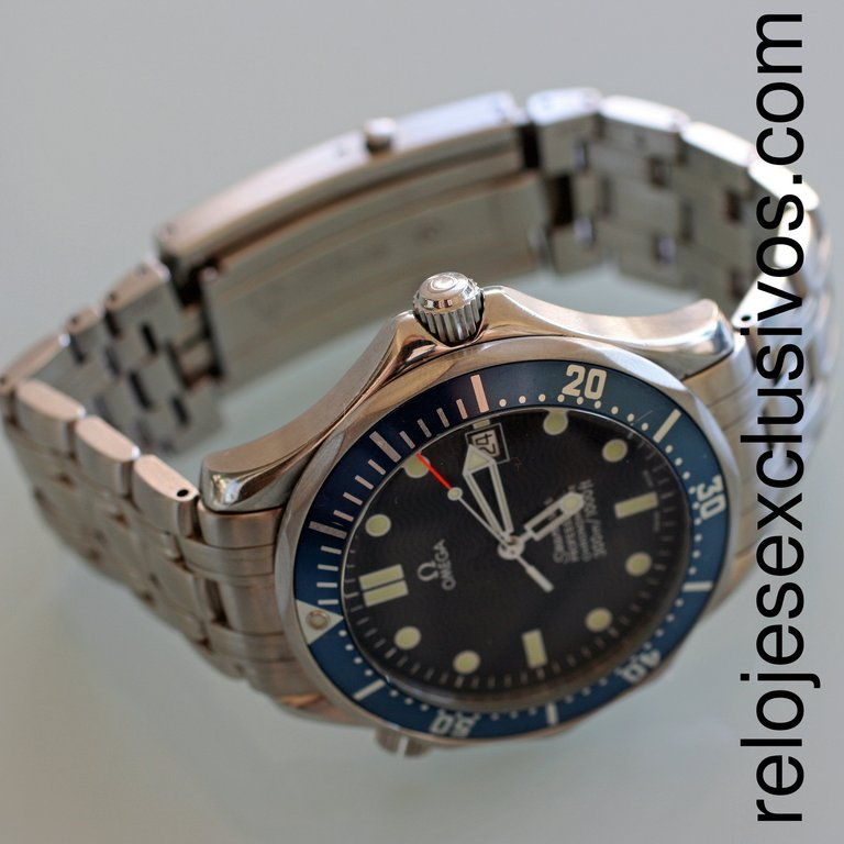 "Omega Seamaster Professional Chronometer ""James Bond"" Relojes"
