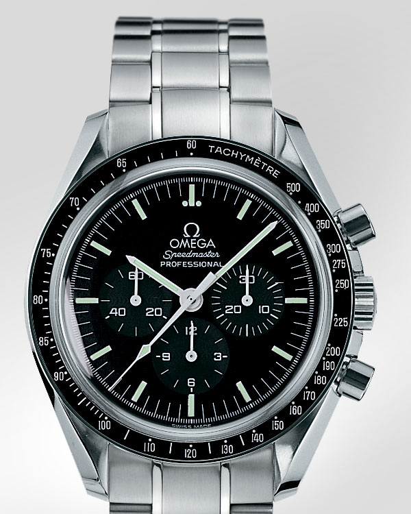of fame and worldwide popularity of Speedmaster Professional watches